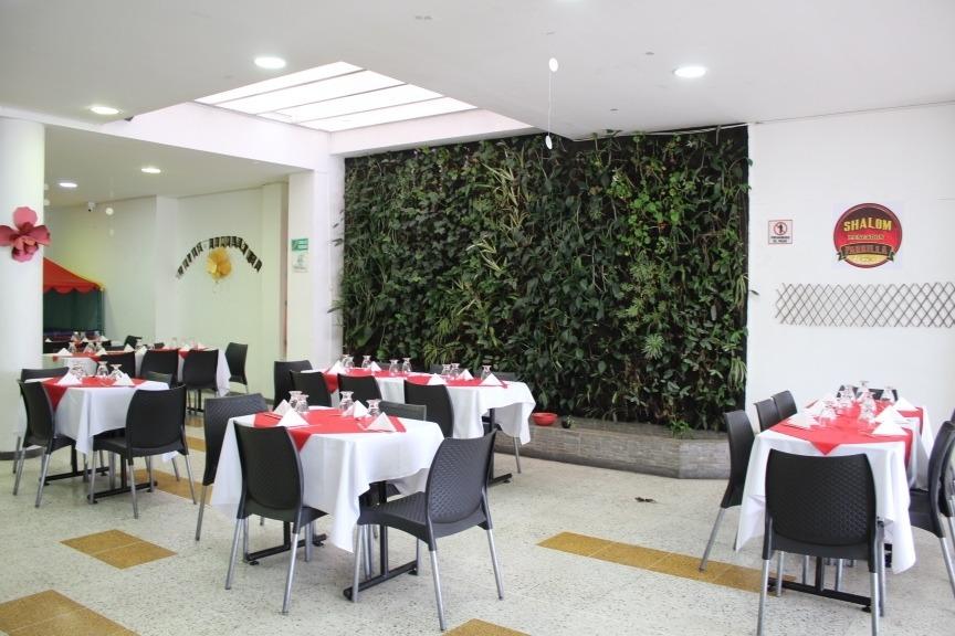 restaurante/salón de eventos tunja !negociable¡
