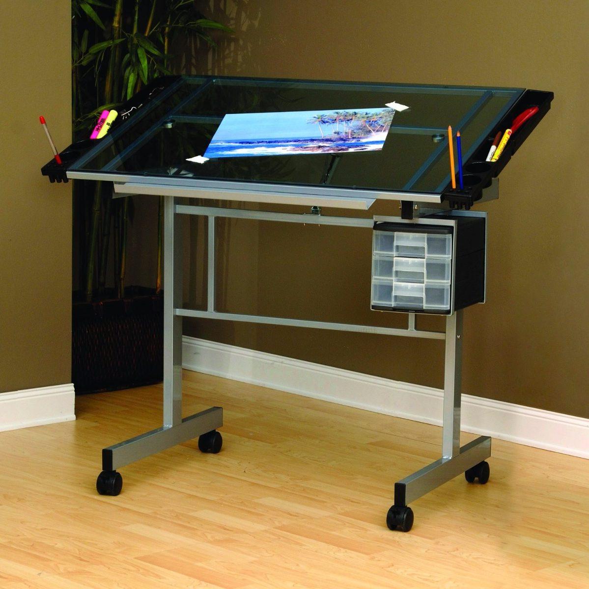 Restirador arquitecto tabla mesa trabajo dibujo escritorio for Escritorio arquitecto