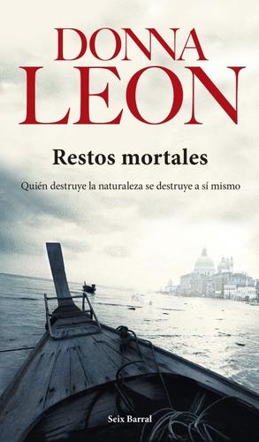 restos mortales(libro novela y narrativa extranjera)