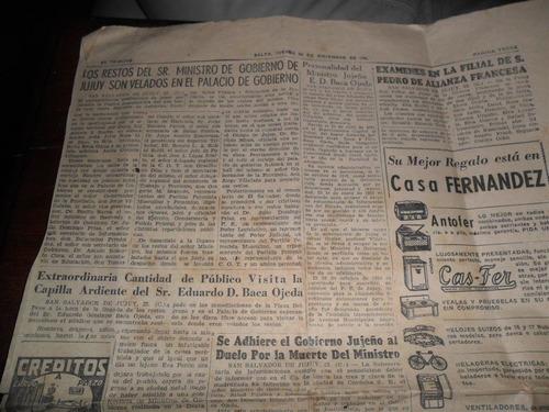 restos velados palacio gobierno baca ojeda canals 1953