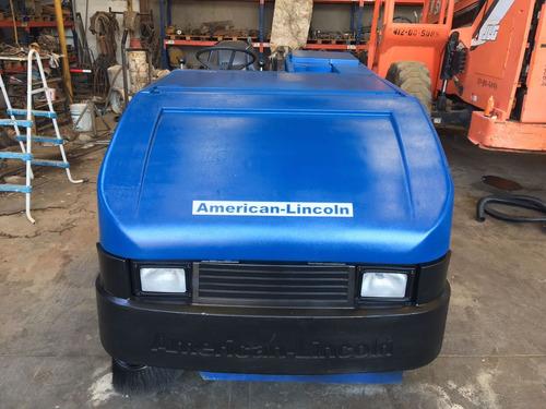 restregadora barredora american lincoln sc7750 tennant
