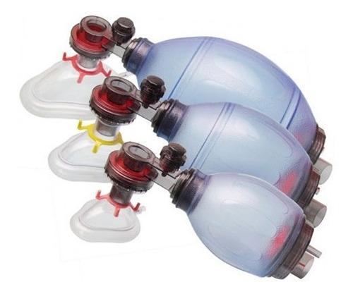 resucitadores manual tipo ambu con válvula de peep- balphin