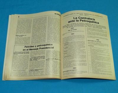 resumen 1976 petroquímica venezuela carlos otero pintor