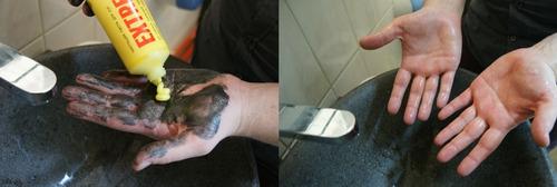 resurs limpiador manos chistik - l a $45000