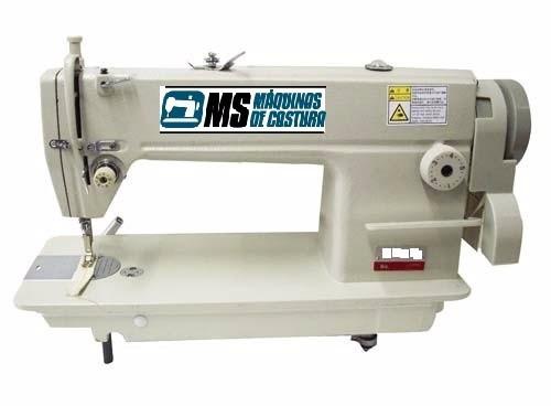 reta industrial 5500ppm, com mesa e motor , ms máquinas