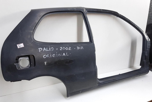 retalho lateral direita palio 2p 2001 a 2007