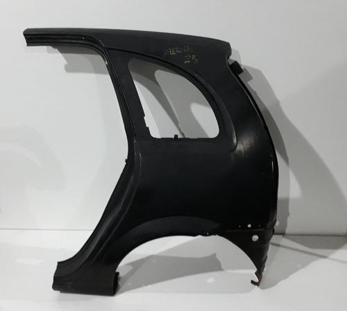 retalho lateral traseira esquerda meriva 2002 a 2012