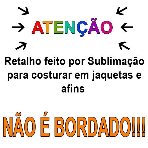 5ec82427dd Retalho Moto Club Seu Logo - Para Costurar Na Camisa E Afins - R  35 ...