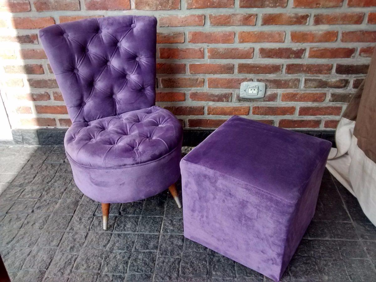 Retapizado de sillones placer sillas tapizados zona sur for Fabrica de sillones zona sur