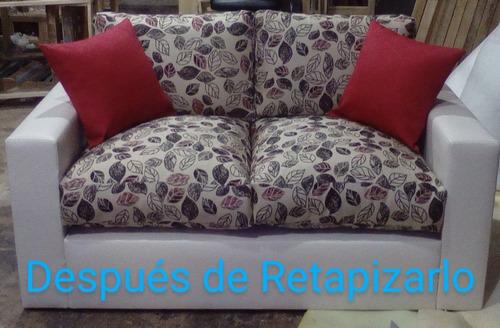 retapizado de sillones,sillas, sofa cama somos fabricantes