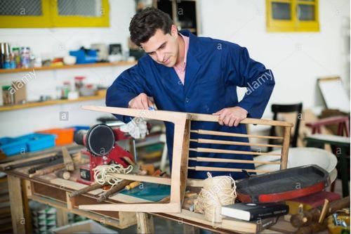 retapizado sillas sillones, relacado, reparación