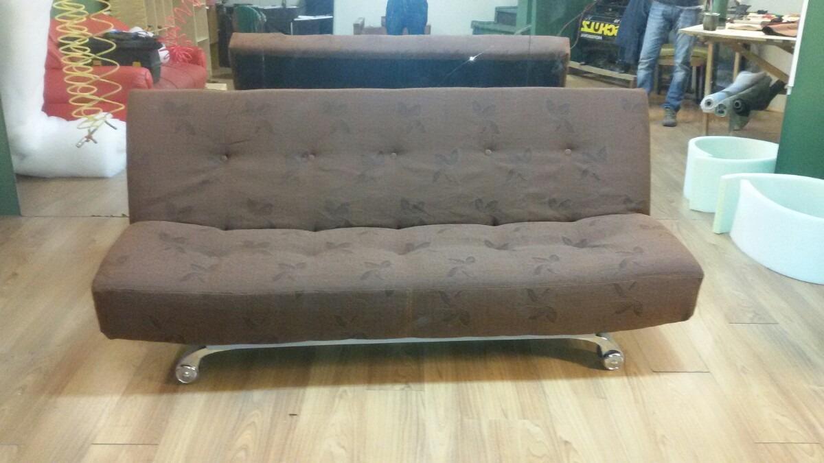 Retapizados tapicero futon sof cama 100 00 en - Cuanto cuesta tapizar sofa ...