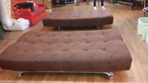 Retapizados tapicero futon sof cama 100 00 en for Cuanto cuesta un sofa cama