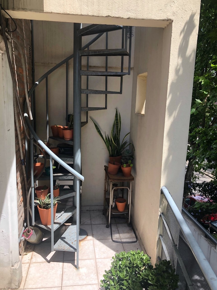 retasado ph 3 amb, cochera, parrilla y terraza v. devoto