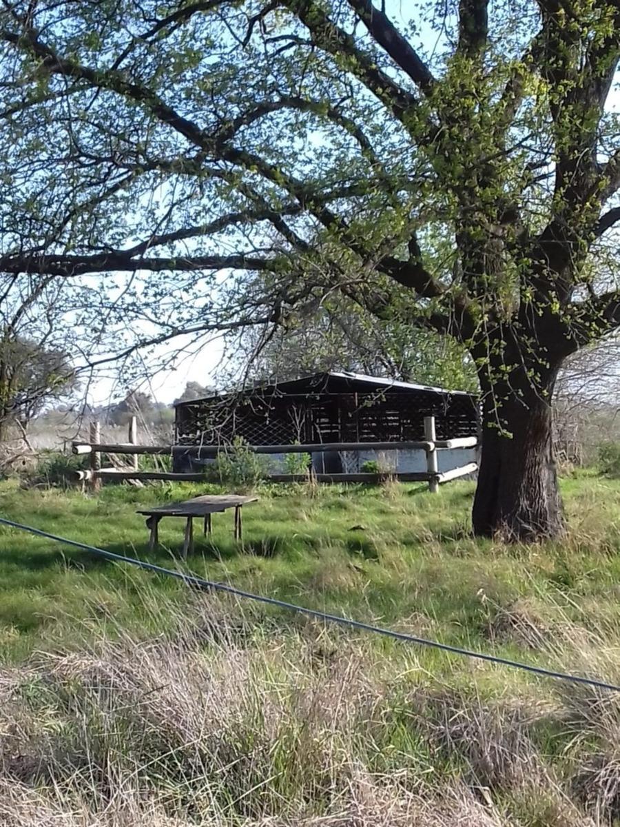 retasadoexcelente campo/casa quinta a metros de la autopista