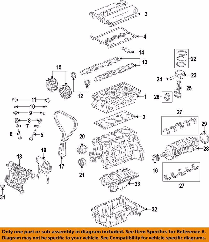 Reten Cigue U00f1al Chevrolet Aveo  Astra  Cruze  Sonic Fel