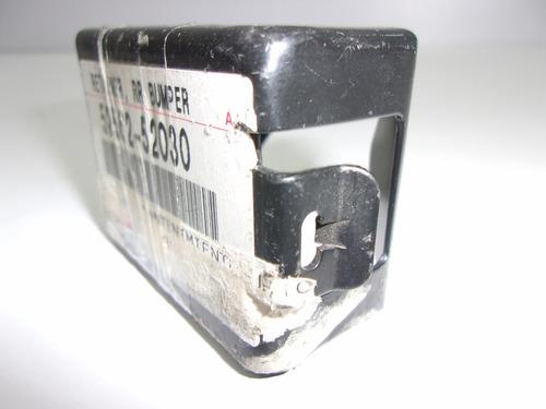 retenedor parachoque sup derecho yaris 2006 2011 5256252030