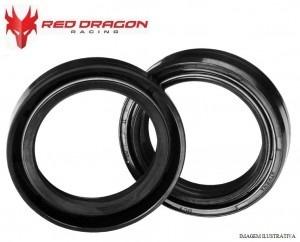 retentor de bengalas red dragon - 33x46x10.5 - cr / kx / rm
