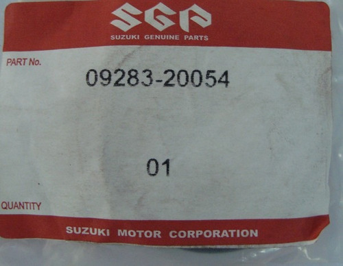 retentor de oleo eixo primario suzuki 09283-20054
