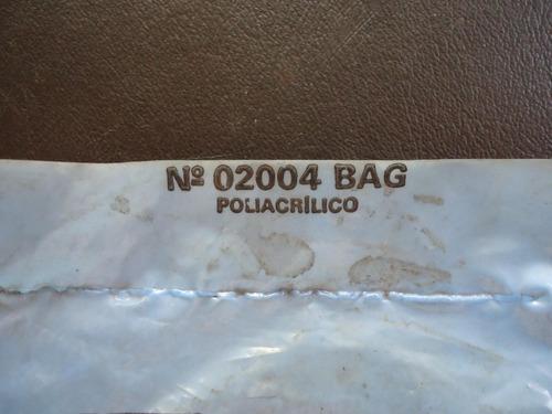retentor traseiro virabrequim:  sabó 02004 bag