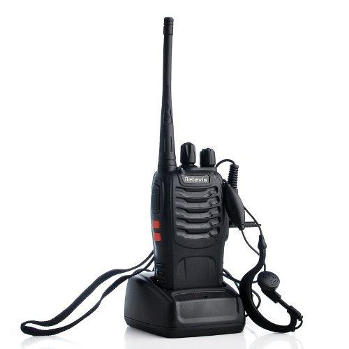 retevis h-777 radios de dos vías de largo alcance uhf 400-4