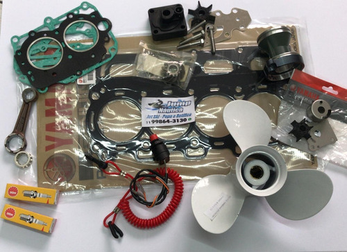 retífica motor de popa e jet ski , peças novas e usadas