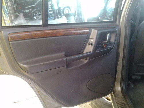 retirada de peças jeep cherokee limited 4x4 v8 1998 - trevo
