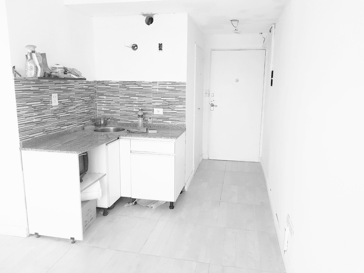 retiro- 2 ambientes/loft, superluminoso 45 m2