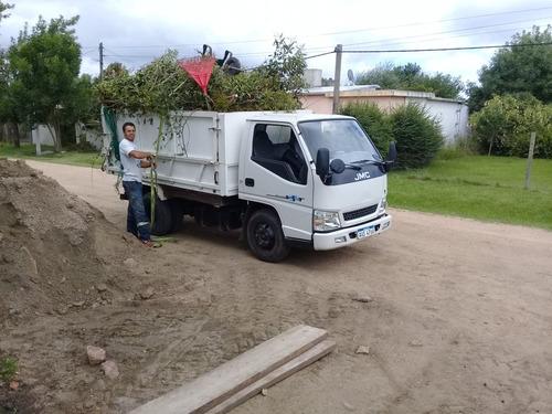 retiro basura podas residuos escombros retiro mugre limpieza