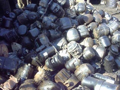 retiro chatarra de hierro, metales, maquinarias