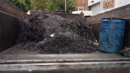 retiro de chatarra-maquinaria en desuso-limpieza de fabricas