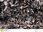 retiro de chatarra y metales en general
