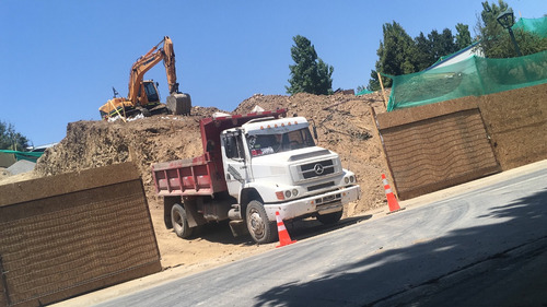 retiro de escombro y venta de aridos