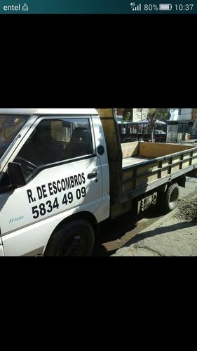 retiro de escombros para todas comunas