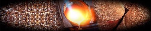 retiro de metales no ferrosos. viruta bronce, bronce cobre