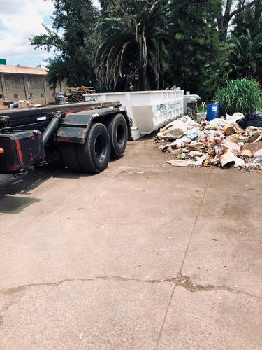 retiro de scrap para pyme y grande generadores