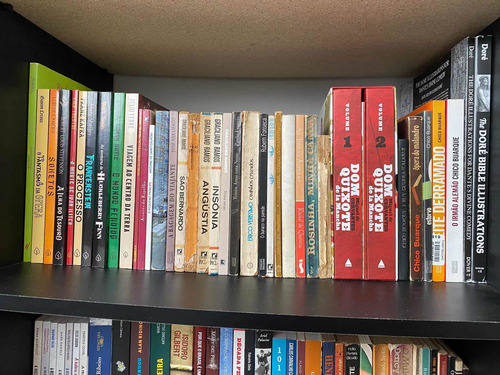 retiro doações de livros na sua casa:)