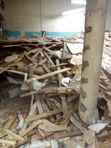 retiros de escombros