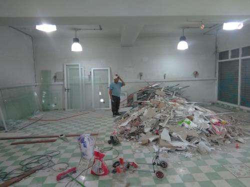 retiros de escombros ..con vertedero autorisado