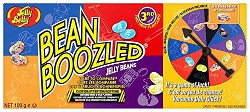 reto de los caramelos - bean boozled - jelly belly bean 100g