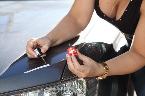 retok pintura automotor para rayones-raspones y saltaduras