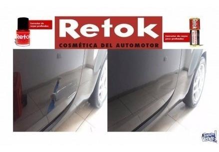 retok, pintura original para todos los vehículos original!!