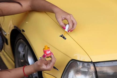 retok pintura para rayones .tenga su auto siempre nuevo !!