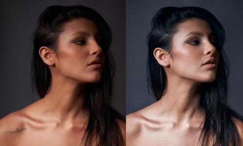 retoque fotográfico high end - retratos y moda