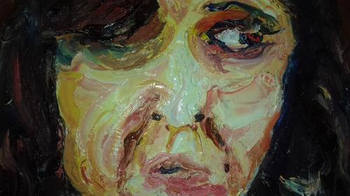 retrato de cristina fernández. la rocca.microconceptual