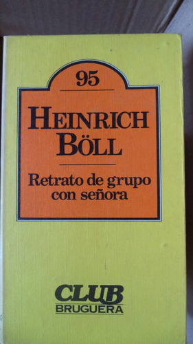retrato de grupo con señora heinrich boll anv