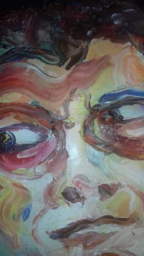 retrato de. mauricio macri la rocca. microconceptual
