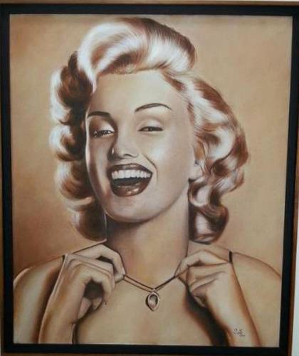 retratos al oleo pastel creyon carboncillo lapiz a convenir