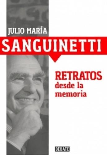 retratos desde la memoria / sanguinetti (envíos)