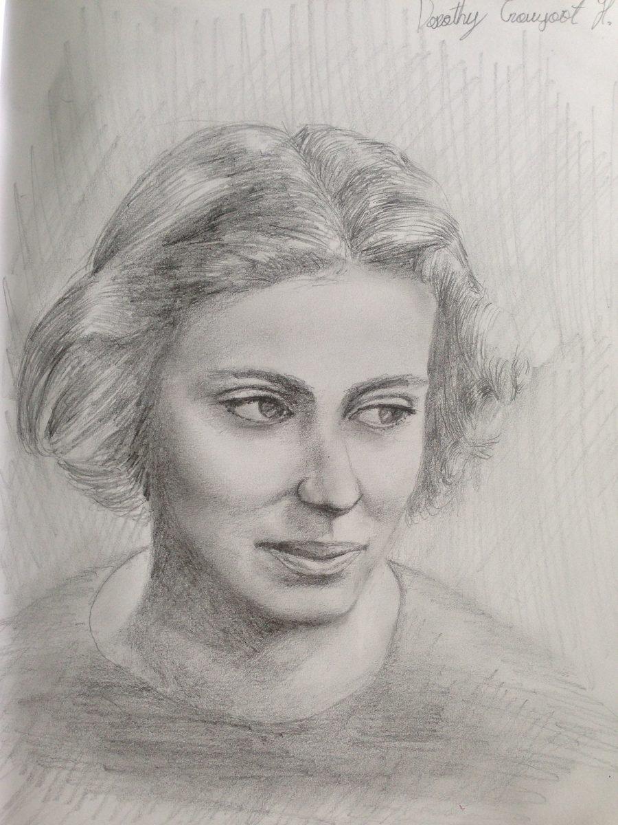 Retratos Dibujo Realista Lapiz Carboncillo Pastel Etc
